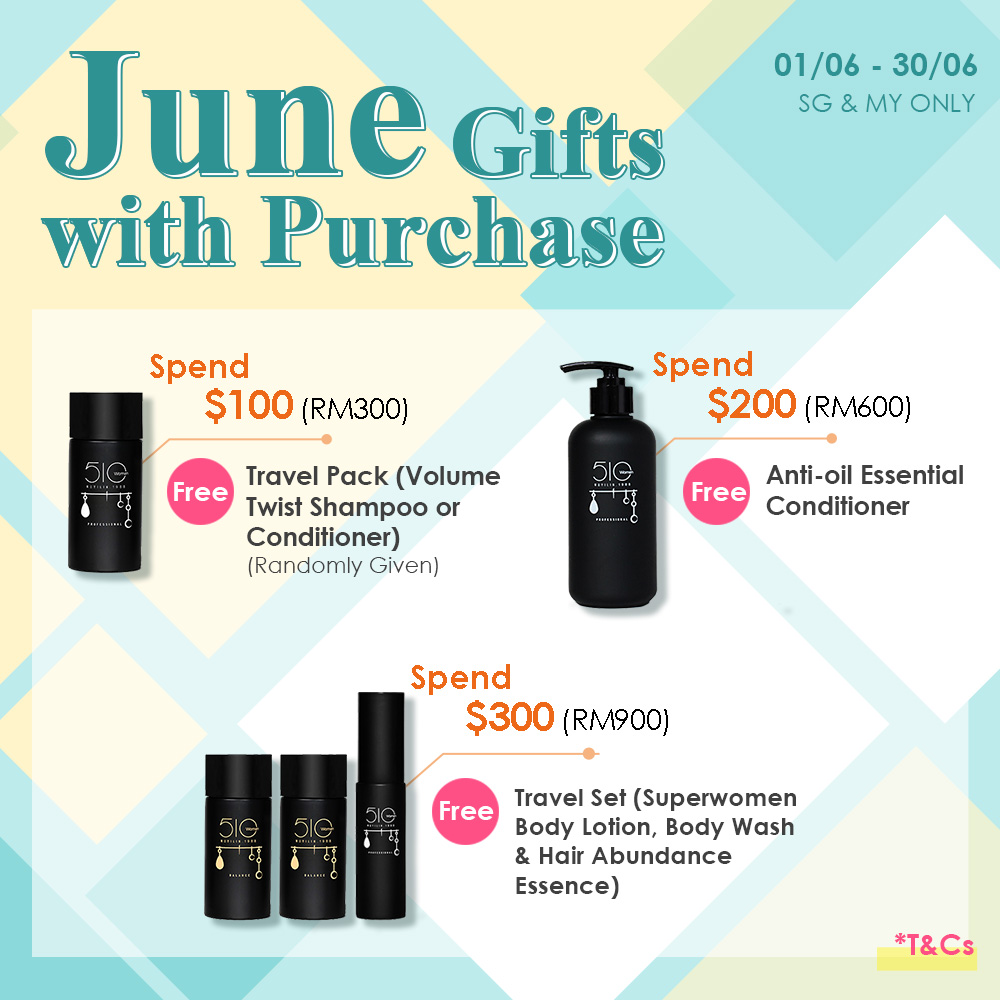 June Gifts with Purchase-Mobile